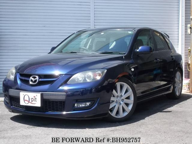 Used 2008 MAZDA AXELA BH952757 for Sale