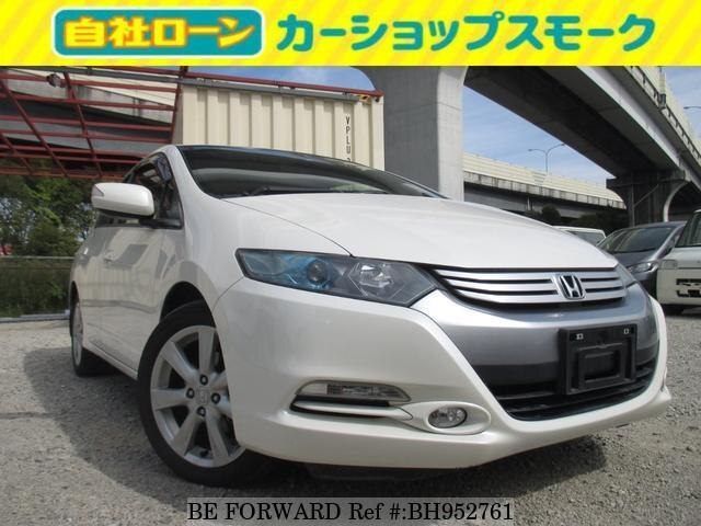 Used 2010 HONDA INSIGHT BH952761 for Sale