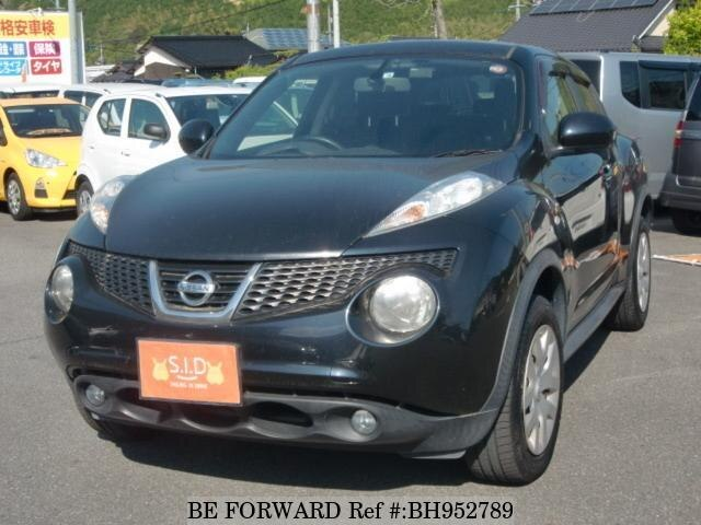 Used 2012 NISSAN JUKE BH952789 for Sale