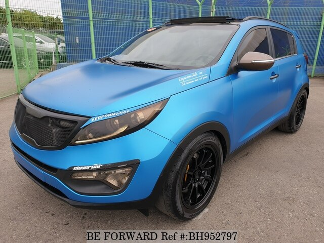 Used 2012 KIA SPORTAGE BH952797 for Sale