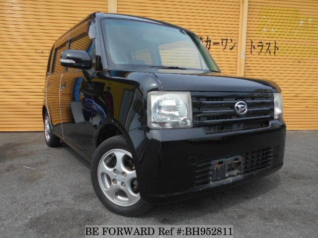 Used 2010 DAIHATSU MOVE CONTE BH952811 for Sale