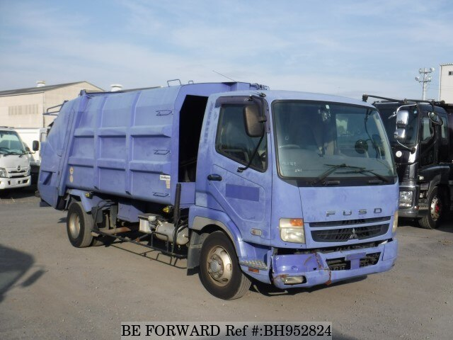 Used 2007 MITSUBISHI FIGHTER BH952824 for Sale