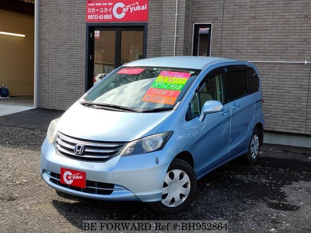 Used 2009 HONDA FREED BH952864 for Sale
