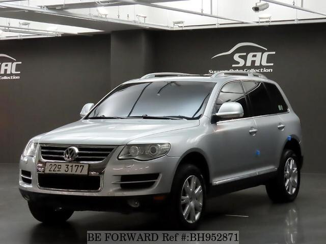 Used 2009 VOLKSWAGEN TOUAREG BH952871 for Sale
