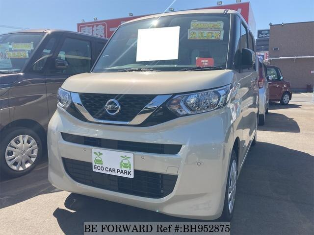 Used 2020 NISSAN ROOX BH952875 for Sale