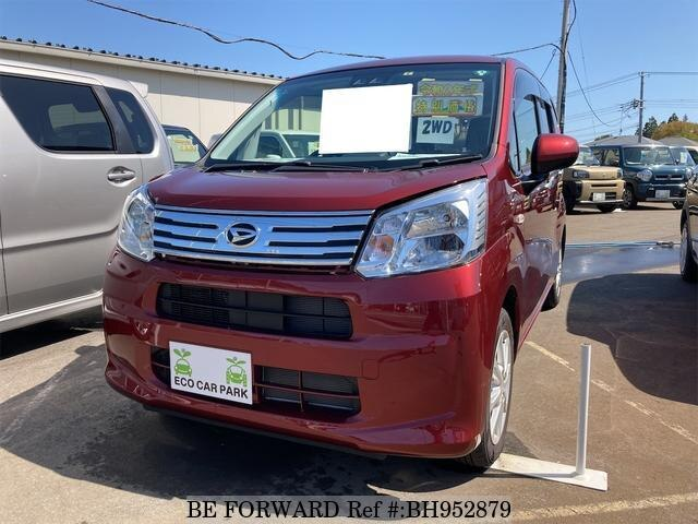 Used 2020 DAIHATSU MOVE BH952879 for Sale