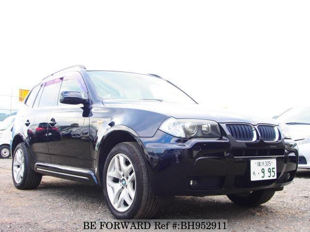 Used 2006 BMW X3 BH952911 for Sale