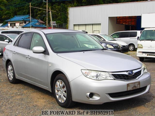 Used 2011 SUBARU IMPREZA ANESIS BH952915 for Sale