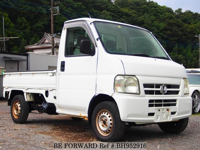 Used 2003 HONDA ACTY TRUCK BH952916 for Sale