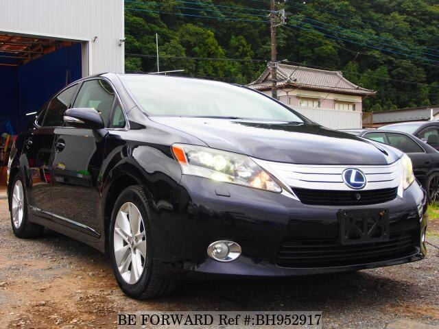 Used 2009 LEXUS HS BH952917 for Sale