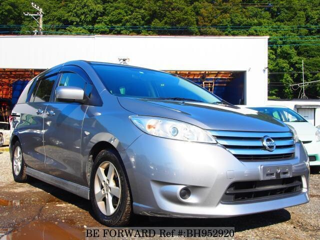 Used 2011 NISSAN LAFESTA BH952920 for Sale