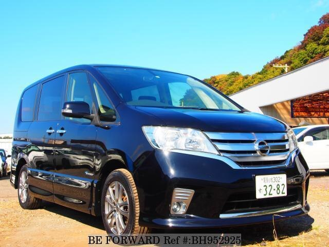 Used 2013 NISSAN SERENA BH952925 for Sale