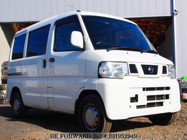 Used 2012 NISSAN CLIPPER VAN BH952949 for Sale