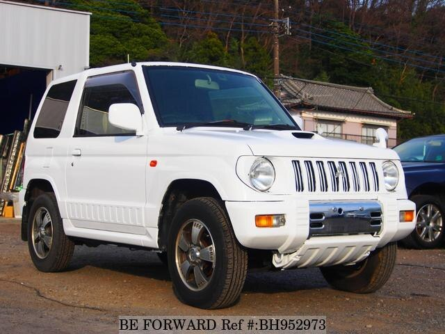 Used 1998 MITSUBISHI PAJERO MINI BH952973 for Sale