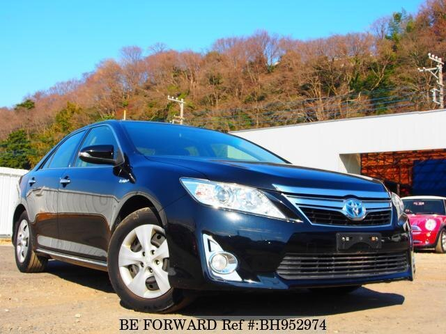 Used 2012 TOYOTA CAMRY BH952974 for Sale