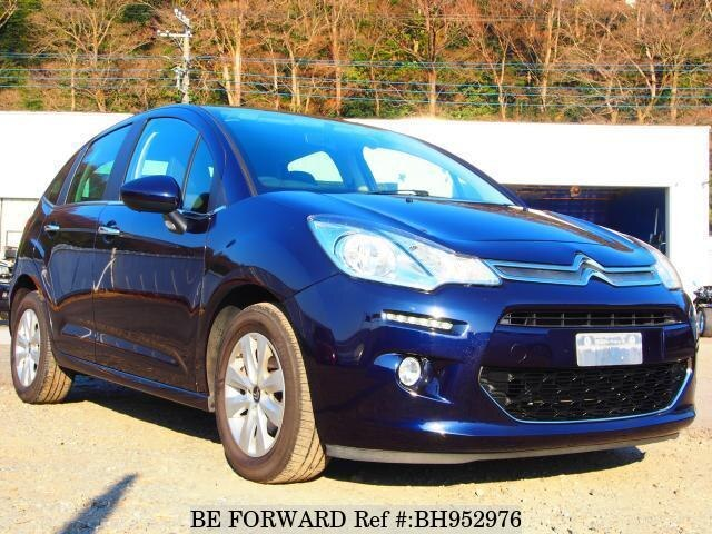 Used 2014 CITROEN C3 BH952976 for Sale