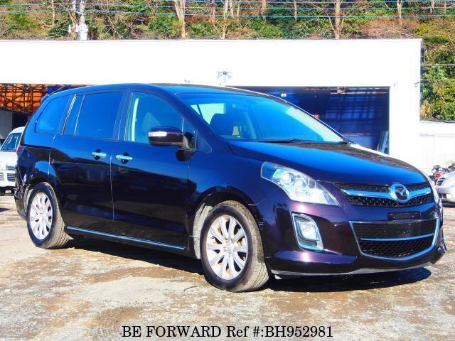 Used 2011 MAZDA MPV BH952981 for Sale