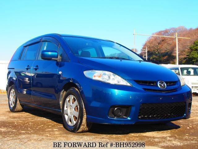 Used 2006 MAZDA PREMACY BH952998 for Sale