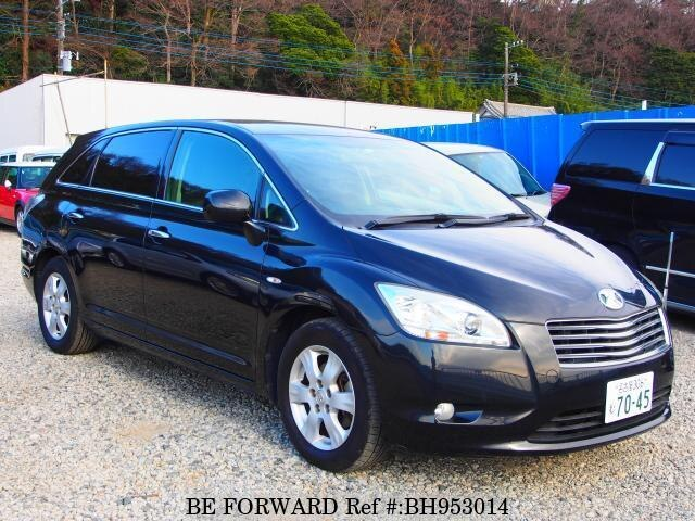 Used 2008 TOYOTA MARK X ZIO BH953014 for Sale
