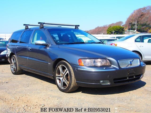 Used 2005 VOLVO V70 BH953021 for Sale