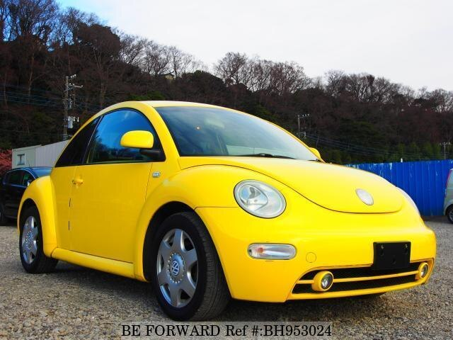Used 2002 VOLKSWAGEN NEW BEETLE BH953024 for Sale