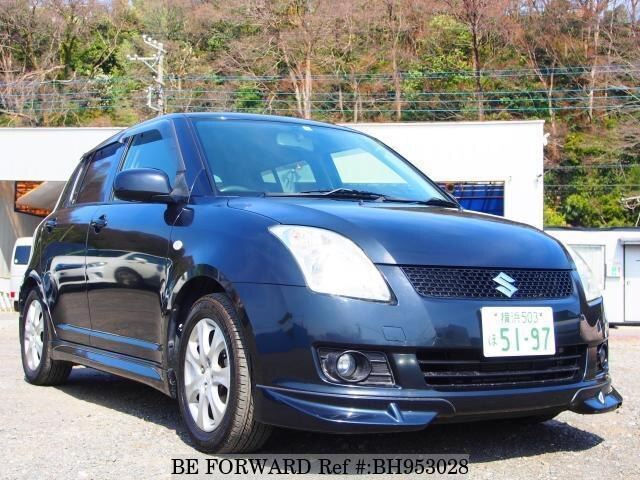 Used 2009 SUZUKI SWIFT BH953028 for Sale