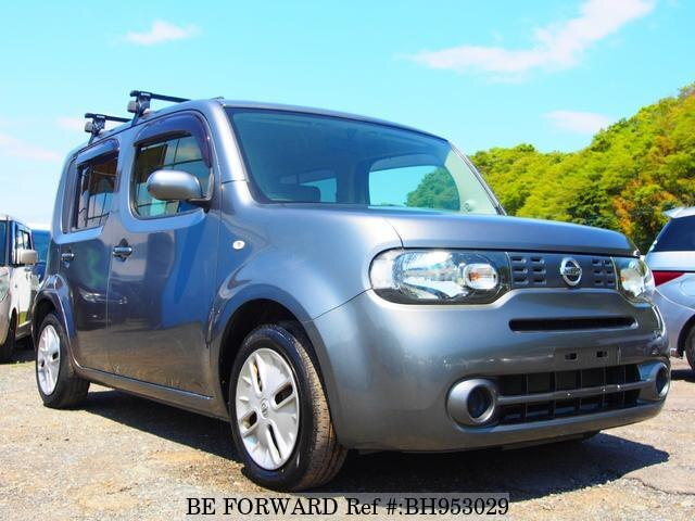 Used 2010 NISSAN CUBE BH953029 for Sale