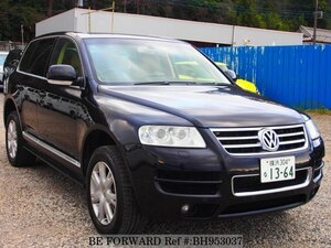 Used 2006 VOLKSWAGEN TOUAREG BH953037 for Sale