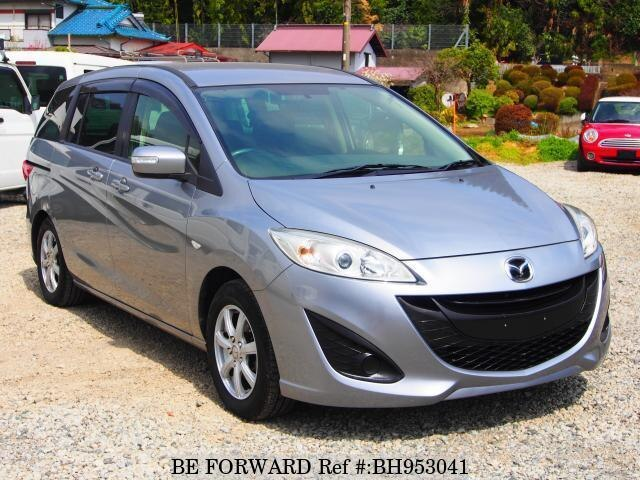 Used 2013 MAZDA PREMACY BH953041 for Sale