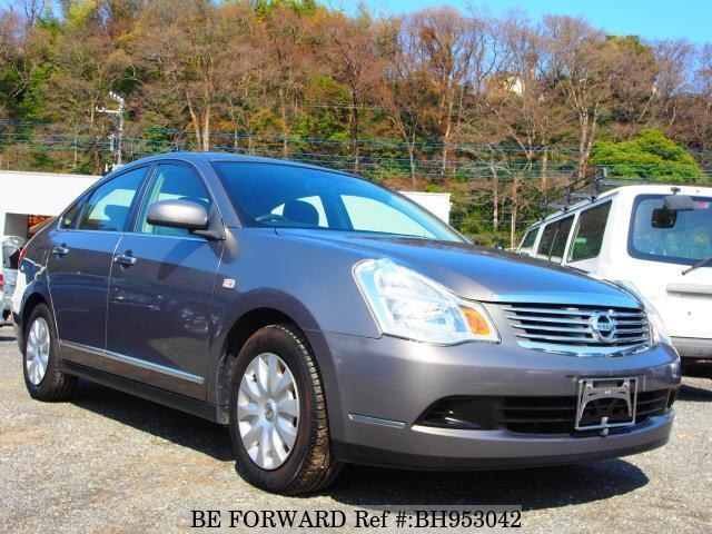 Used 2010 NISSAN BLUEBIRD SYLPHY BH953042 for Sale