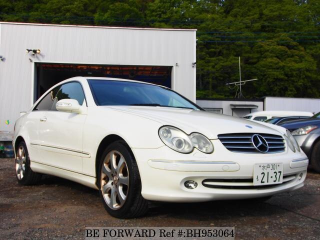 Used 2003 MERCEDES-BENZ CLK-CLASS BH953064 for Sale