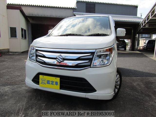 Used 2014 SUZUKI WAGON R BH953093 for Sale