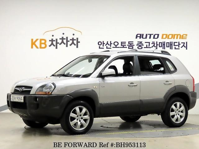 Used 2009 HYUNDAI TUCSON BH953113 for Sale