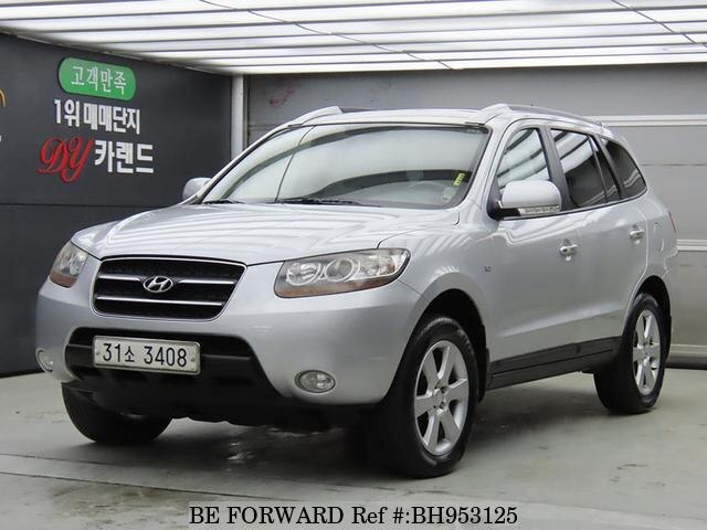 Used 2009 HYUNDAI SANTA FE BH953125 for Sale
