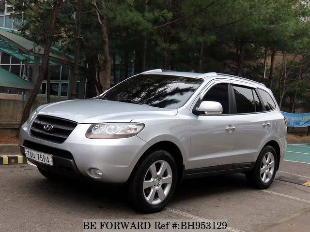 Used 2009 HYUNDAI SANTA FE BH953129 for Sale