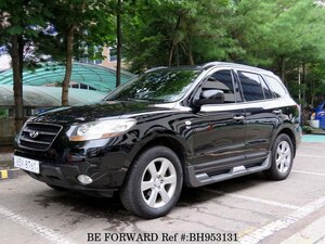 Used 2009 HYUNDAI SANTA FE BH953131 for Sale
