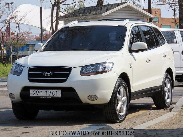Used 2008 HYUNDAI SANTA FE BH953132 for Sale