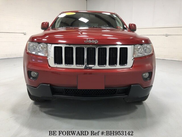 Used 2011 JEEP GRAND CHEROKEE BH953142 for Sale