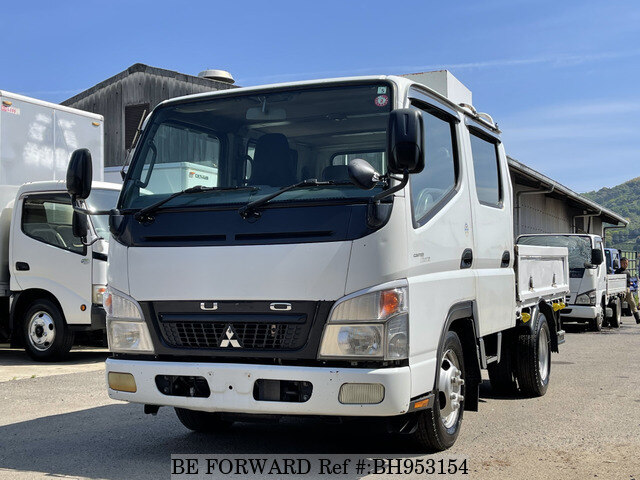 Used 2007 MITSUBISHI FUSO CANTER BH953154 for Sale