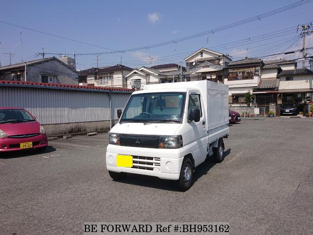 Used 2009 MITSUBISHI MINICAB TRUCK BH953162 for Sale