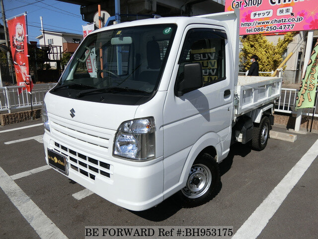 Used 2018 SUZUKI CARRY TRUCK BH953175 for Sale