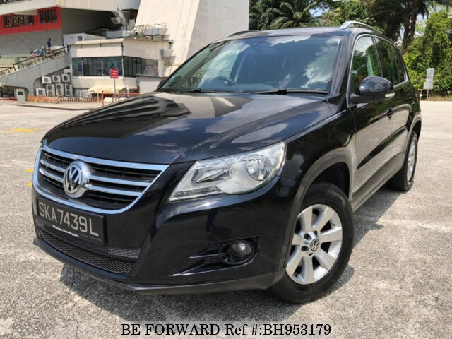 Used 2011 VOLKSWAGEN TIGUAN BH953179 for Sale