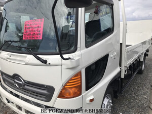 Used 2005 HINO RANGER BH953180 for Sale