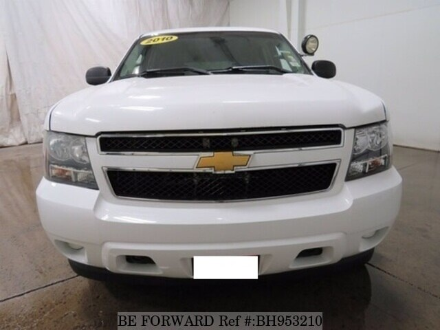 Used 2010 CHEVROLET TAHOE BH953210 for Sale