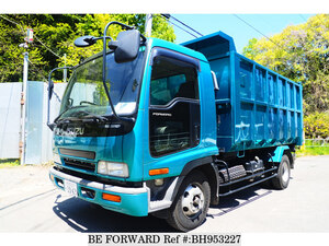 Used 2003 ISUZU FORWARD BH953227 for Sale