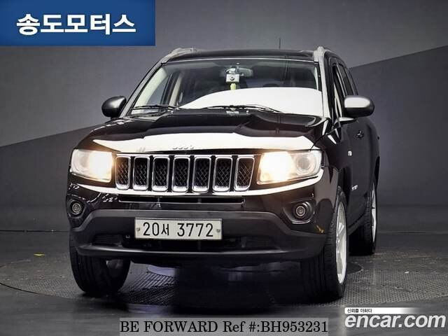 Used 2012 JEEP COMPASS BH953231 for Sale