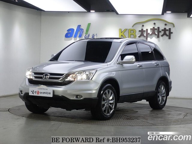 Used 2010 HONDA CR-V BH953237 for Sale