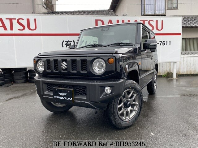 Used 2021 SUZUKI JIMNY BH953245 for Sale