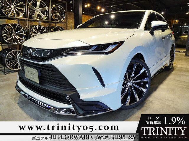 Used 2020 TOYOTA HARRIER BH953256 for Sale