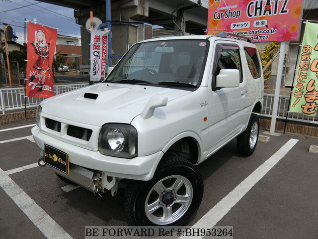 Used 2011 SUZUKI JIMNY BH953264 for Sale